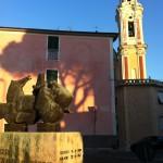 Pegaso caduto monumento ad Arturo Martini