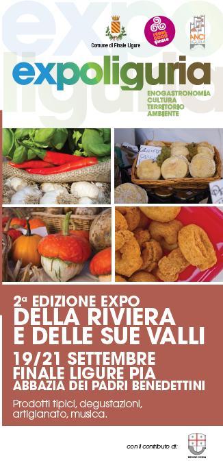 """Finale Ligure-SECONDO """"EXPO DELLA RIVIERA E DELLE SUE VALLI"""""""