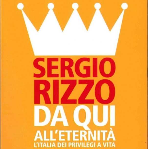 """Savona-Alla Feltrinelli Point- """"Da qui all'eternità"""" il libro di Sergio Rizzo"""