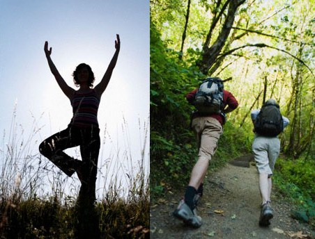 Sant'Ermete-Yoga e Trekking