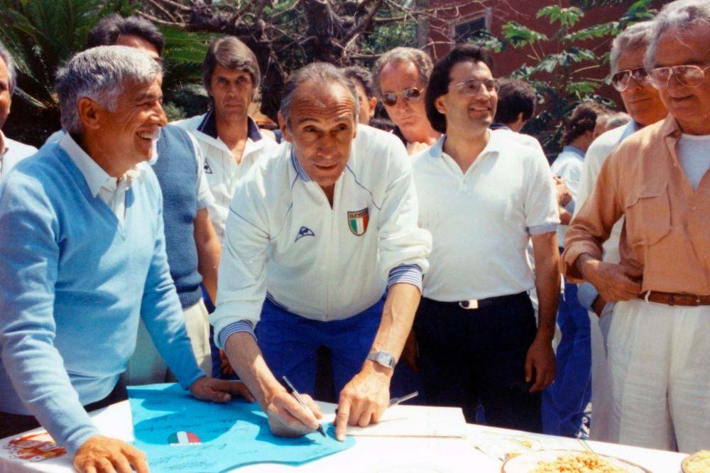 Alassio-I campioni del Calcio mondiali 82