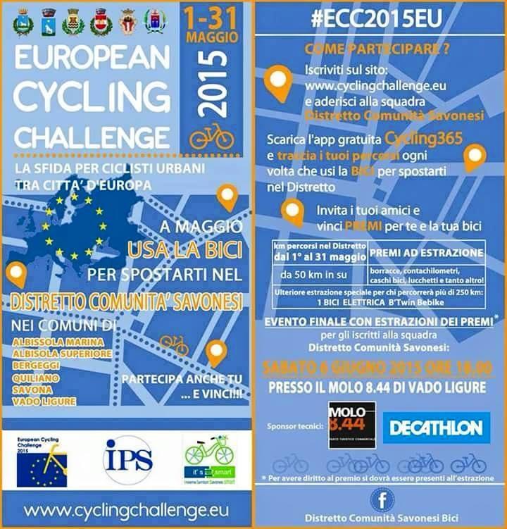 Savona e dintorni- European Cycling Challenge