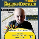 Manifesto Enrico Ruggeri