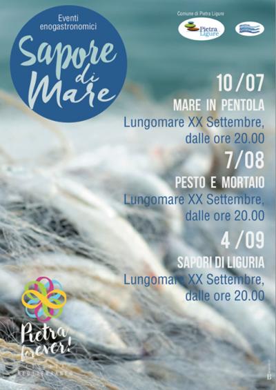 Pietra Ligure – Sapori di Mare