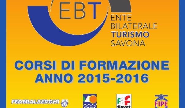 Savona-Corsi Formazione Ente Bilaterale Turismo
