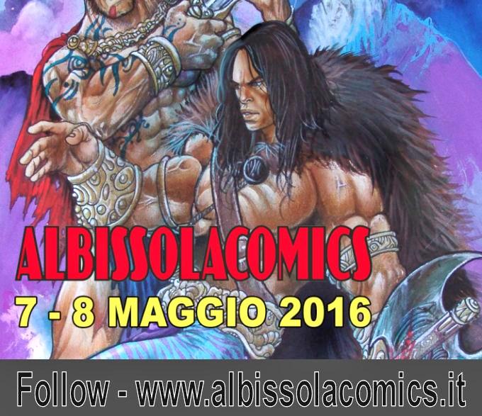 Albissola Marina-Albissola Comics-Festival italiano del fumetto