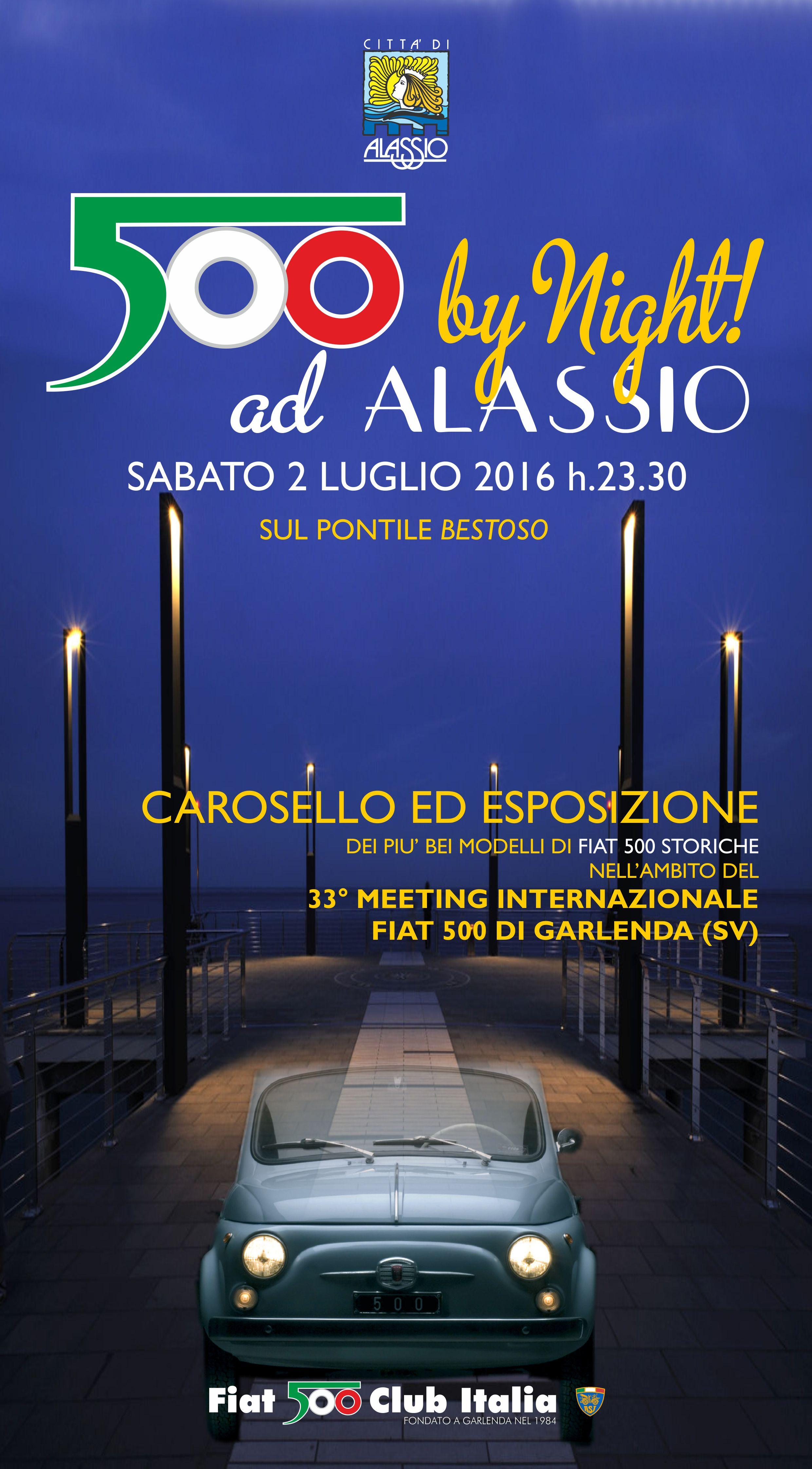 Alassio-500 by Night