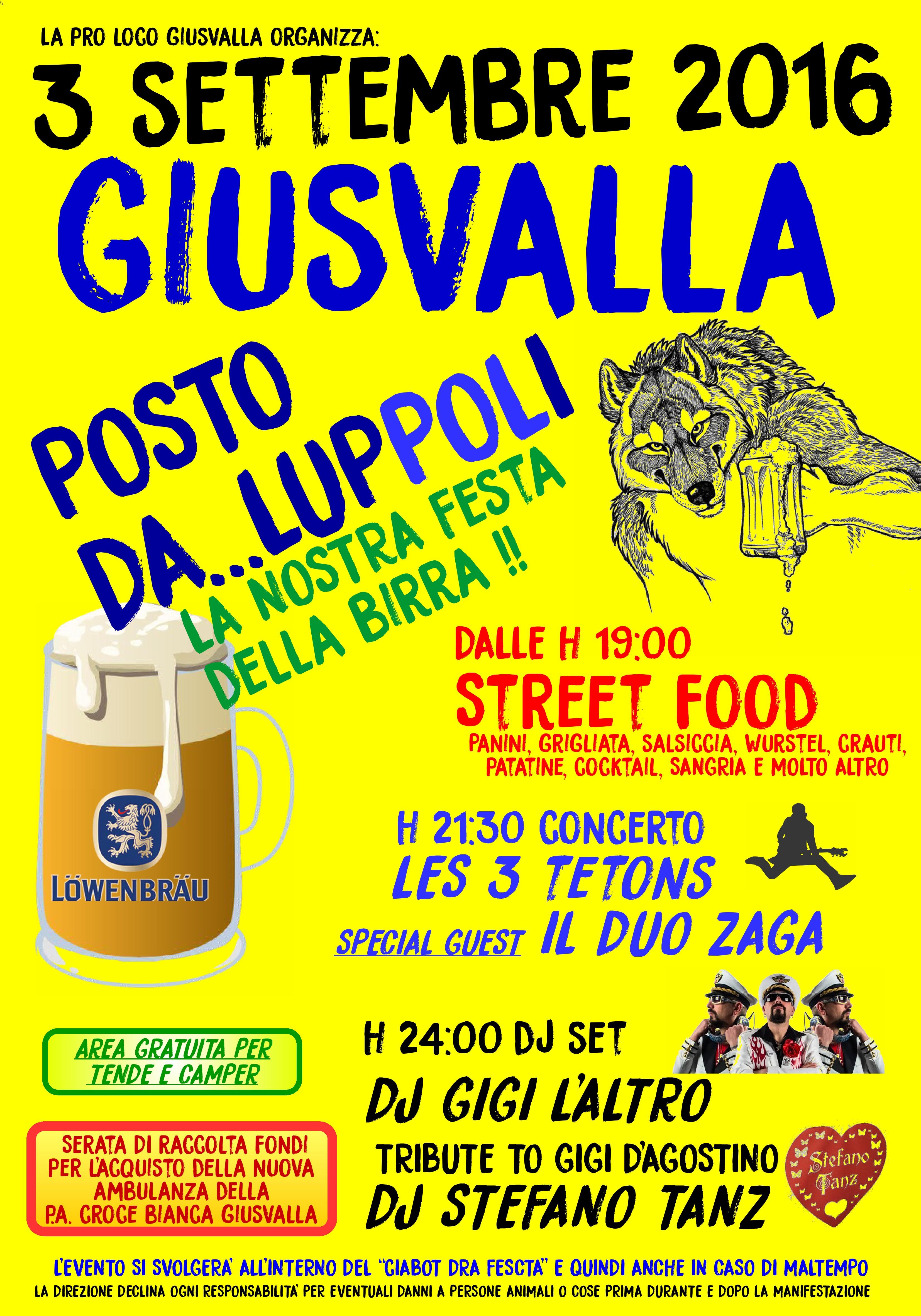 Giusvalla-POSTO DA…LUPPOLI
