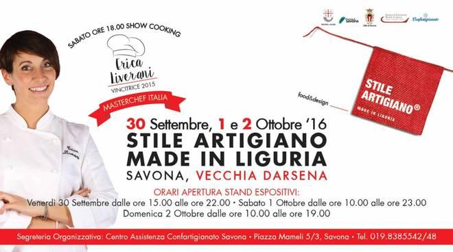 Savona-Stile Artigiano Food & Design