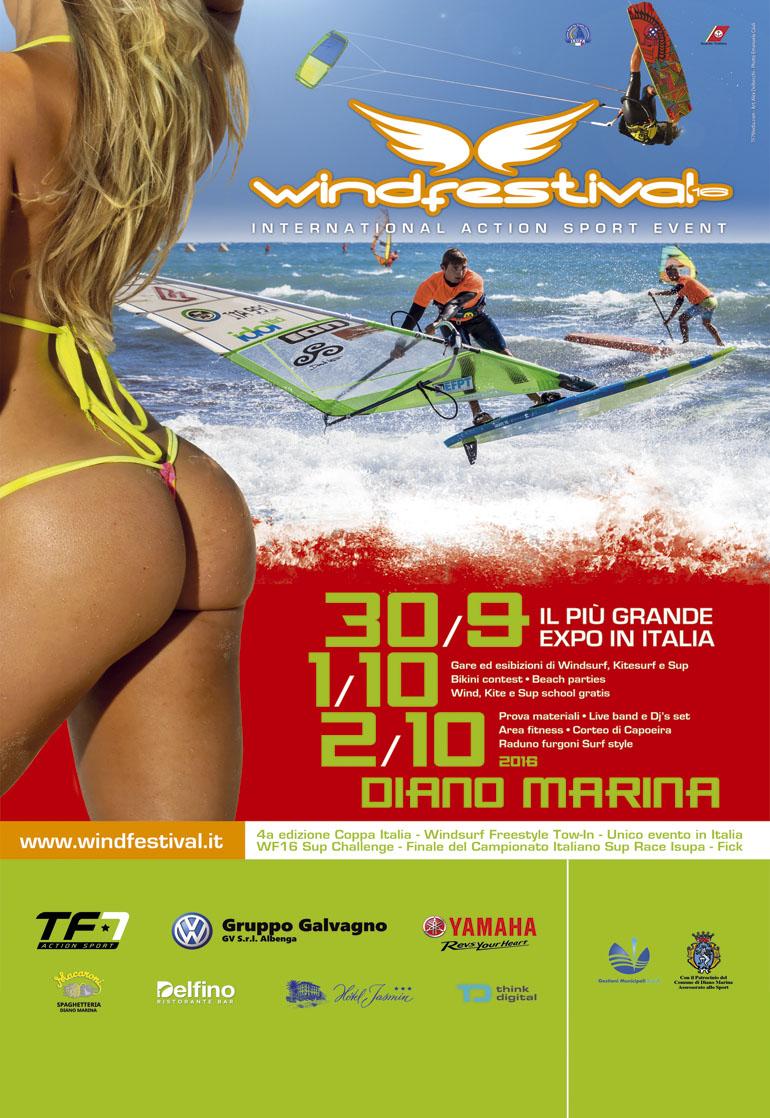 Diano Marina-WindFestival 2016