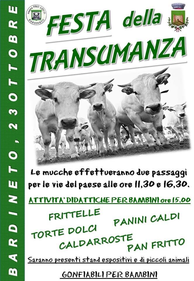 Bardineto-Festa della Transumanza