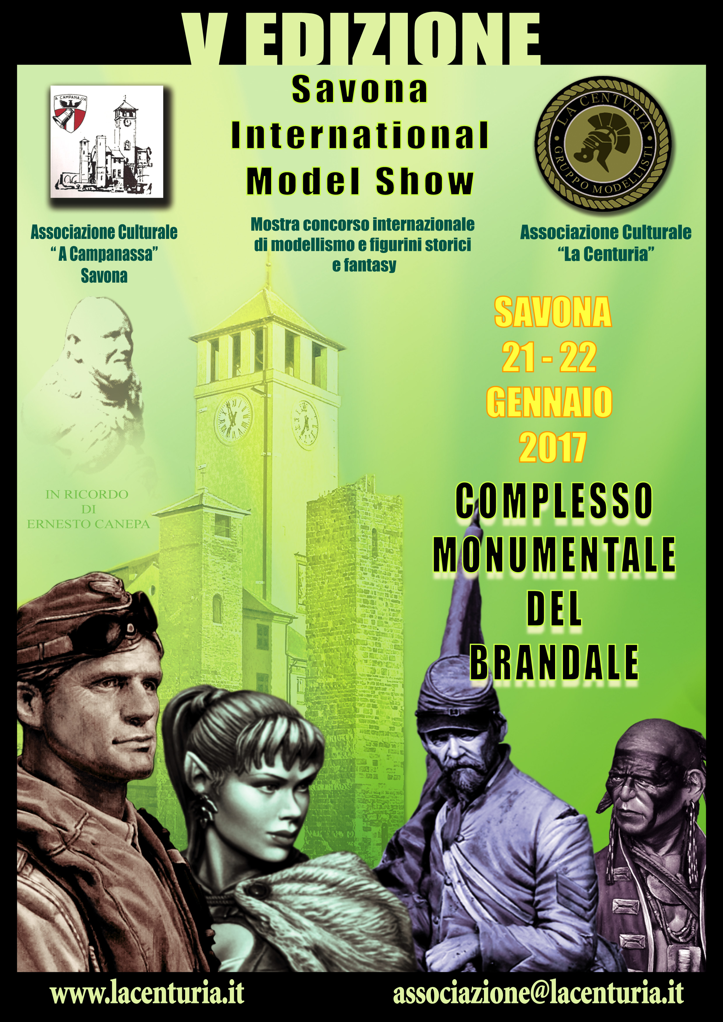 Savona international Model Show