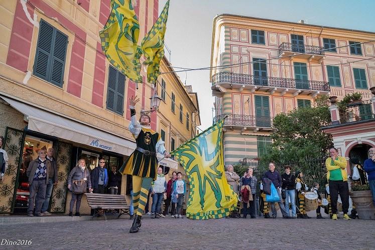 Celle Ligure-Il Borgo in festa