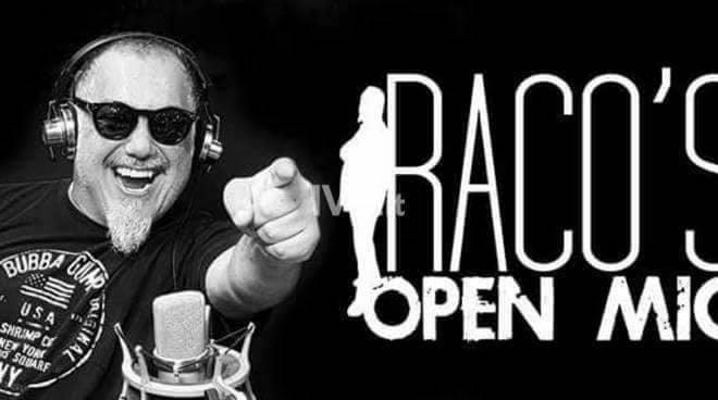 Savona-Raco's Open Mic
