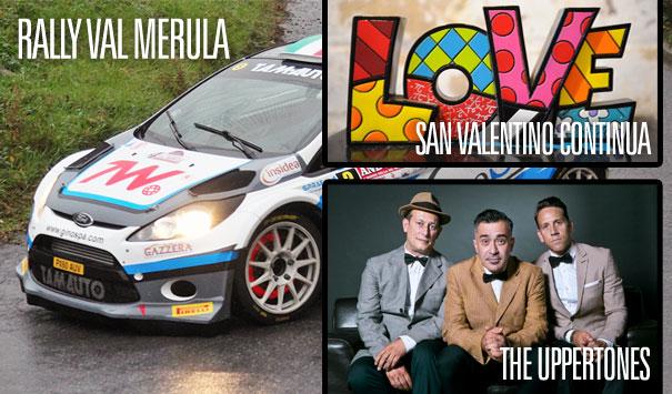 Rally della Val Merula, Pentolacce, strascichi di San Valentino…. trovi tutto su SVD!