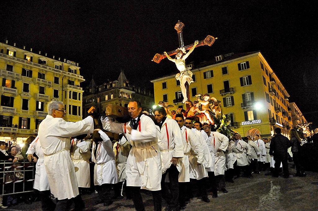 Via Crucis a Savona