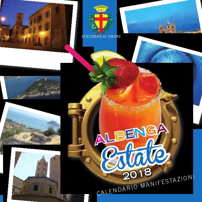 Albenga- Calendario estivo manifestazioni