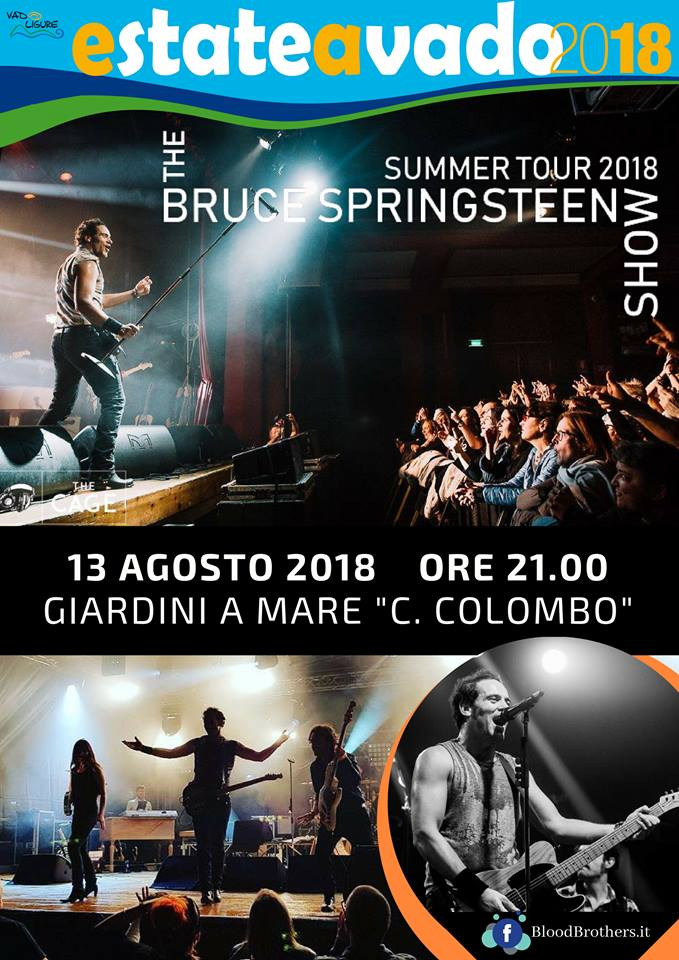 Vado Ligure-The Bruce Springsteen Tribute Show
