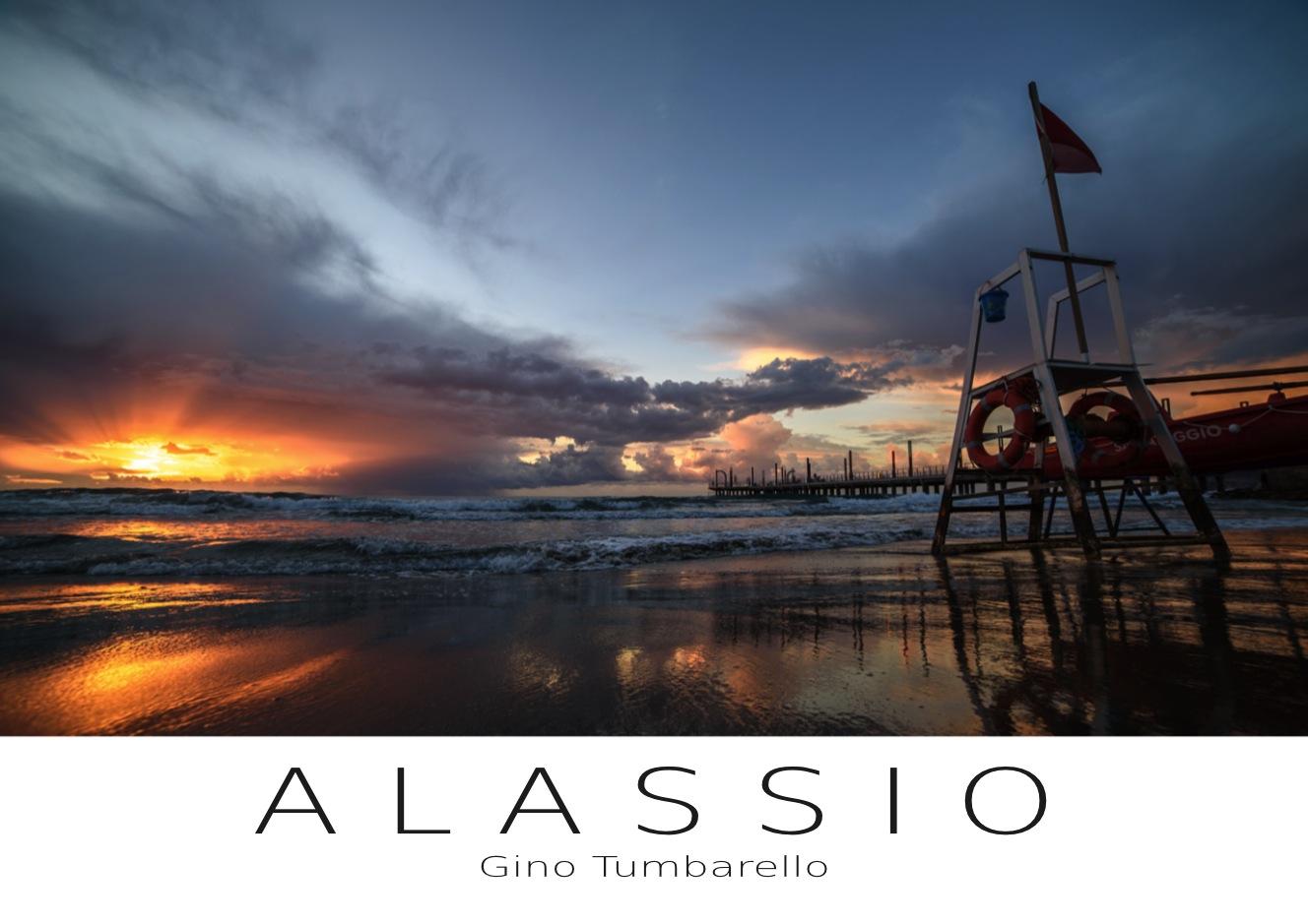 Il libro fotografico su Alassio a Sagralea