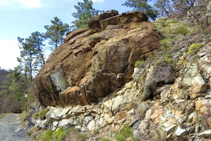 Sassello-Trekking geologico nel Beigua Geopark