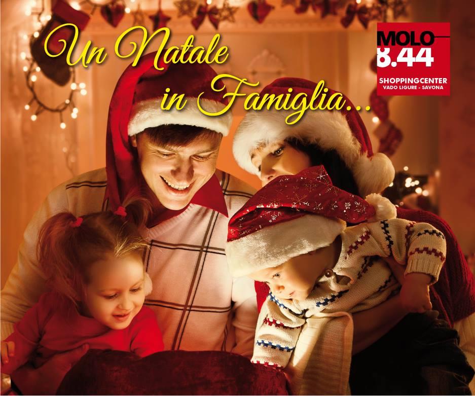 Vado Ligure- Natale in Famiglia al Molo 8.44