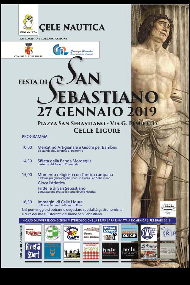 Celle Ligure-Festa di San Sebastiano