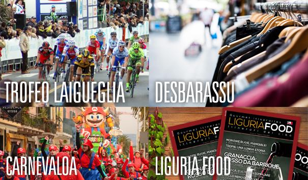 Trofeo Laigueglia, CarnevaLoa, Desbarassu… trovi tutto su SVD!