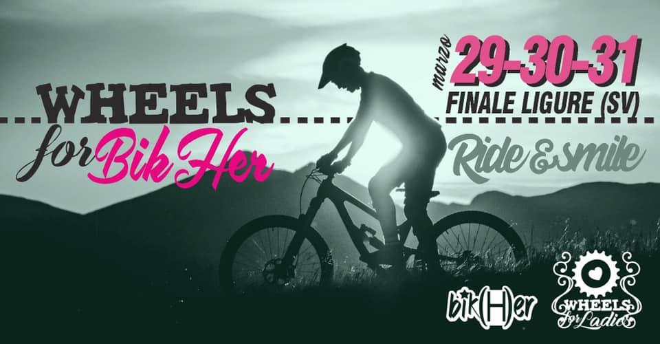 Finale L.-Wheels For Ladies
