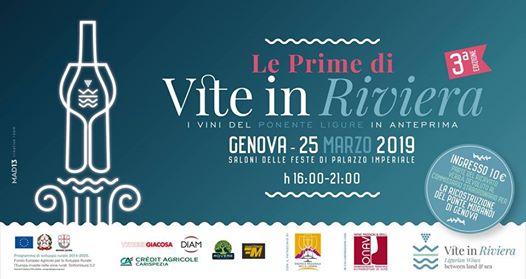 I Vini del Ponente Ligure a Genova