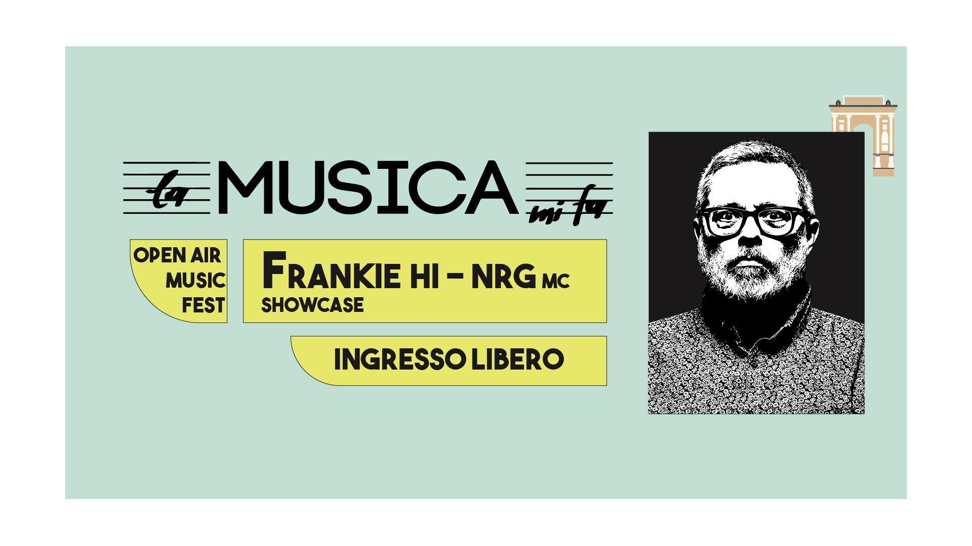 Finale Ligure, il concerto gratuito di Frankie hi-nrg