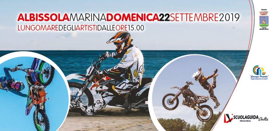 Albisola M.-Show Freestyle Motocross