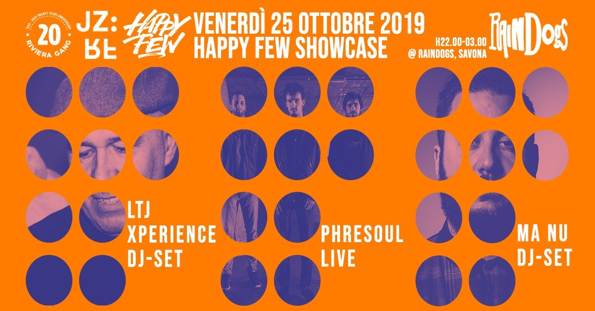 Savona-Happy Few Showcase