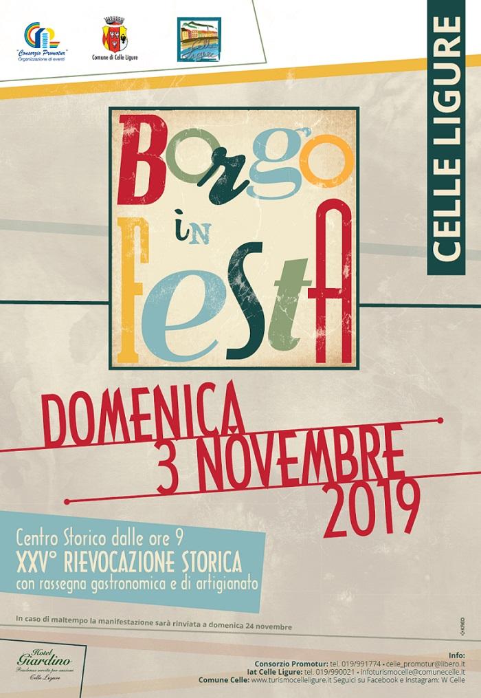 Celle Ligure-Borgo in Festa