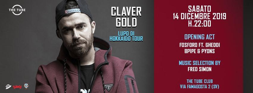 Savona-CLAVER GOLD live