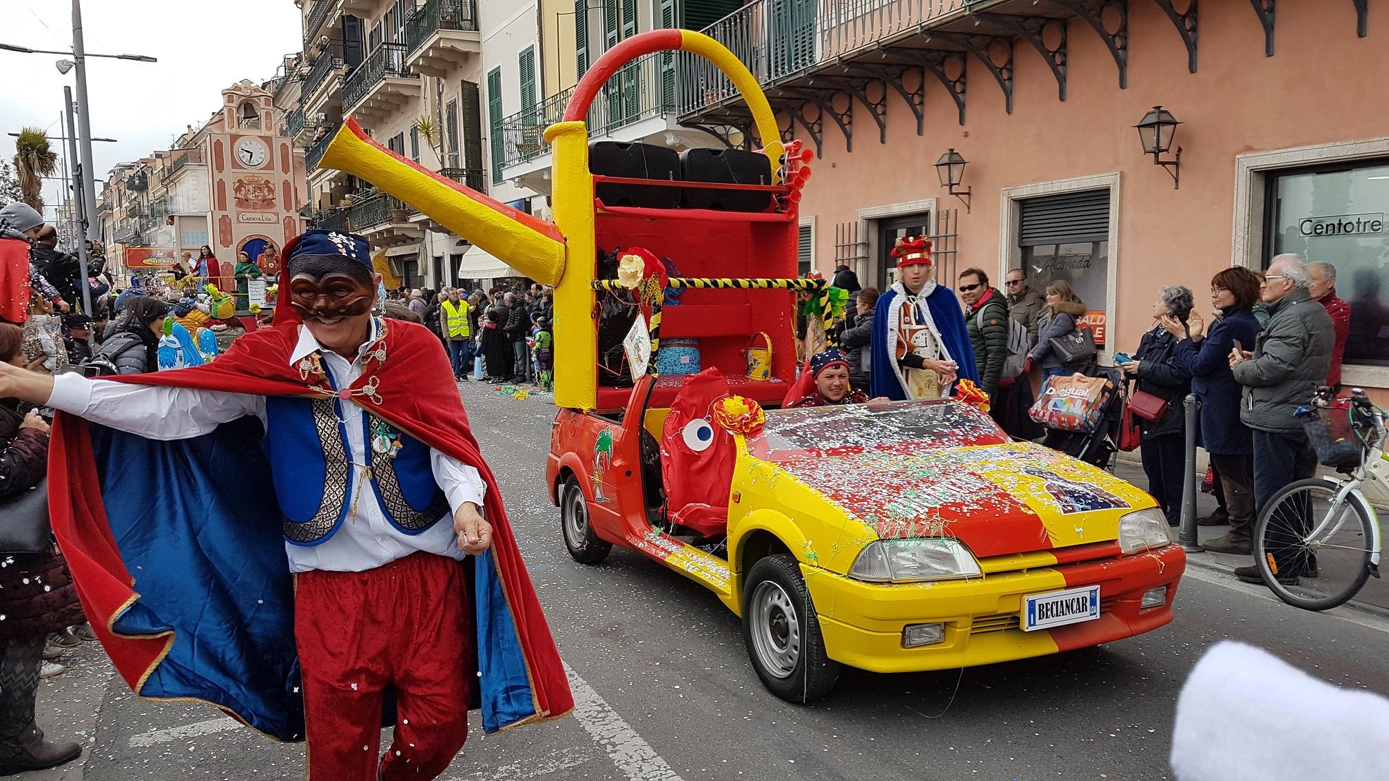 Loano-Comincia il CarnevaLoa