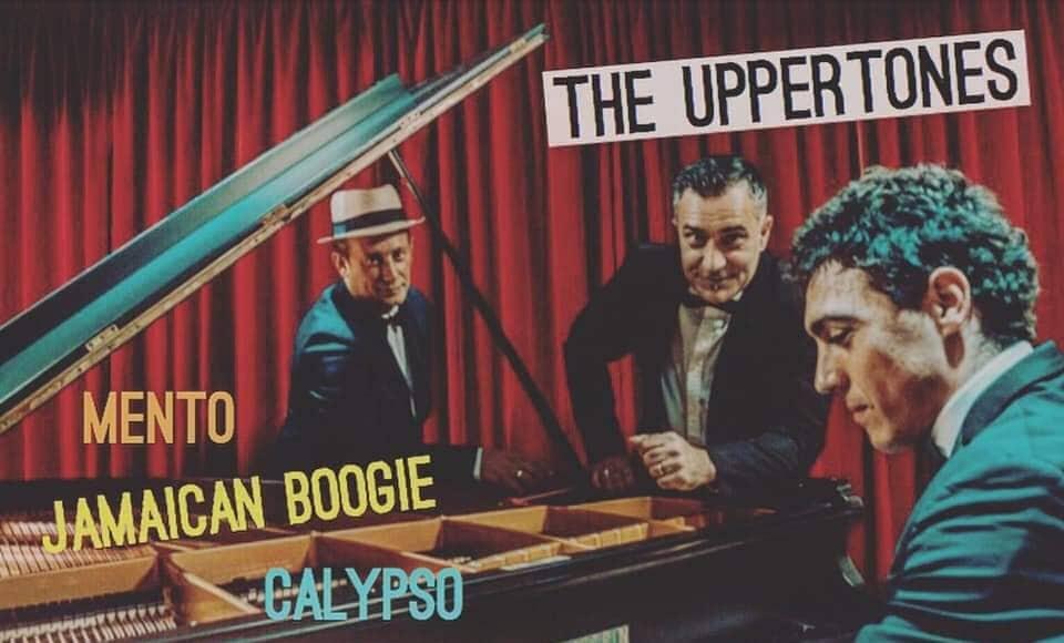 Savona-The Uppertones live ANNULLATO