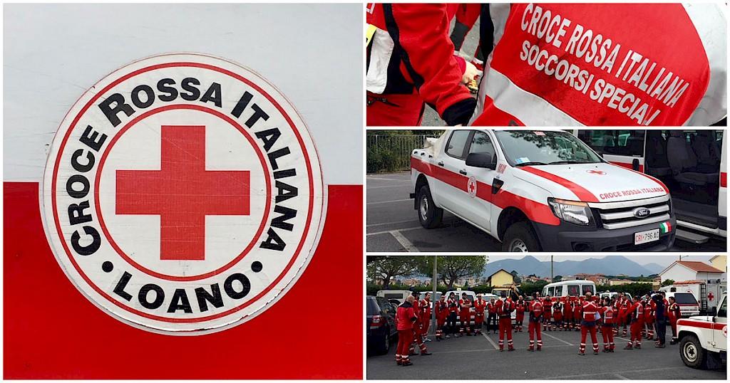 Raccolta Fondi per Croce Rossa Loano