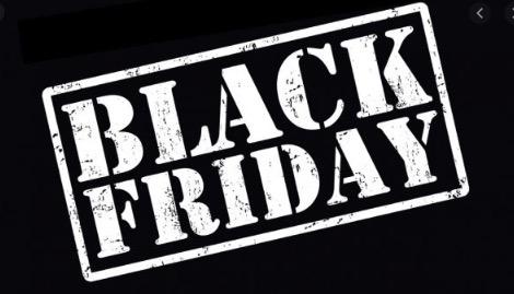 Arriva il Black Friday!