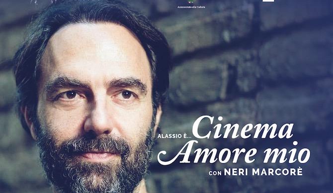 Alassio-Incontro con Neri Marcorè