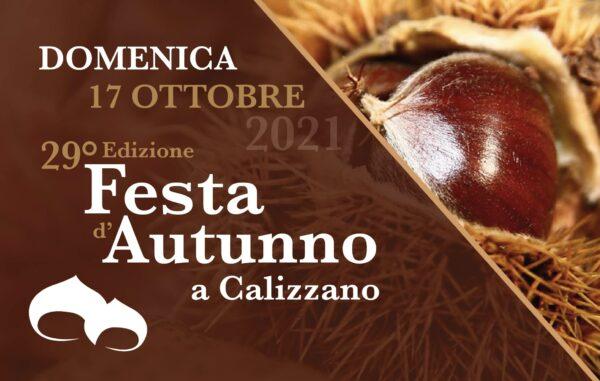 Calizzano-Festa d'autunno