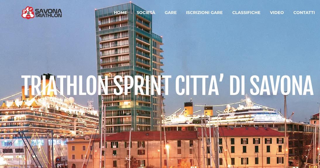Savona-Triathlon Sprint